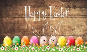 Happy Easter Point School